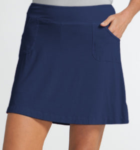 Solid Colors City Skort