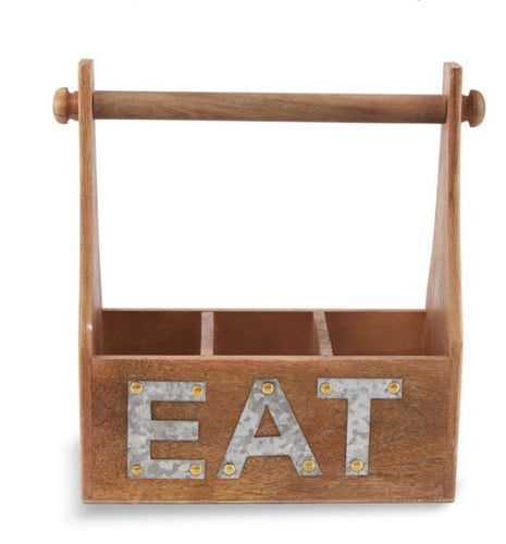 Eat Towel & Utensil Caddy