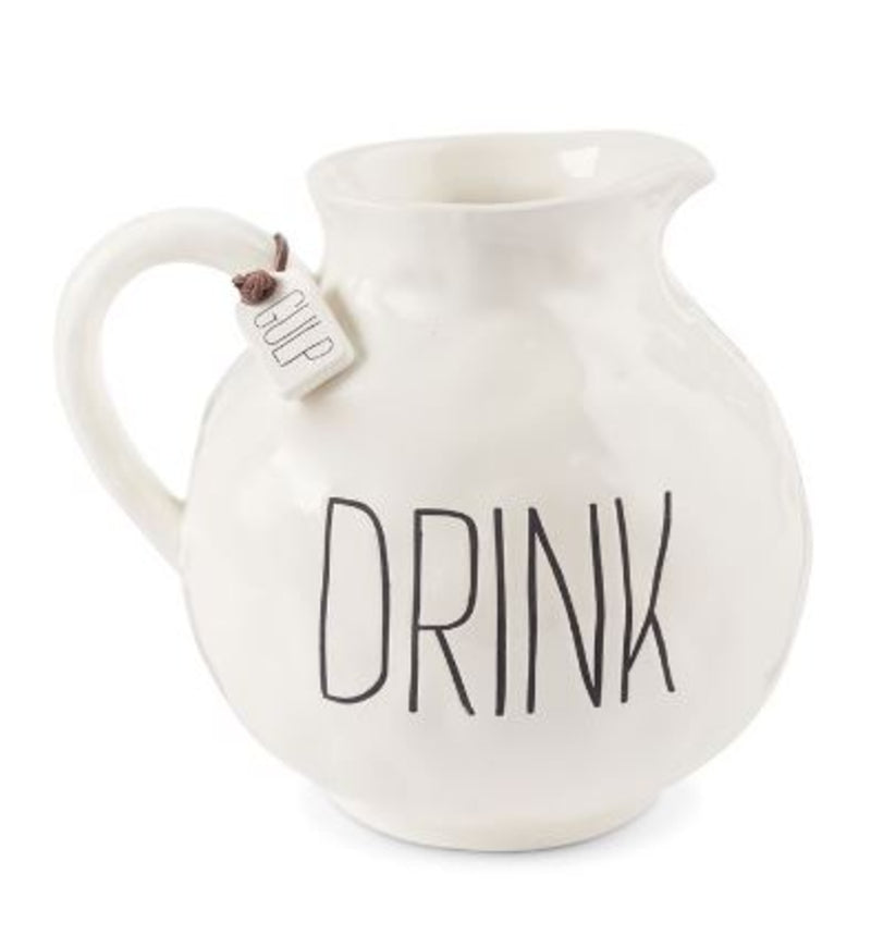 Drink & Gulp Pitcher