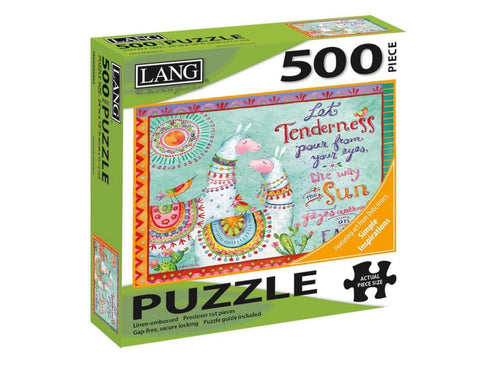 Tenderness 500pc Puzzle