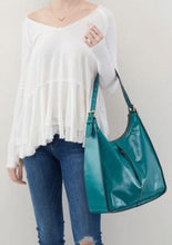 Load image into Gallery viewer, Teal Marley Bag