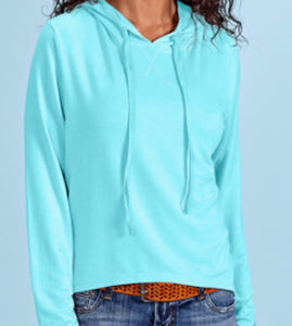 Diana Hooded Pullover