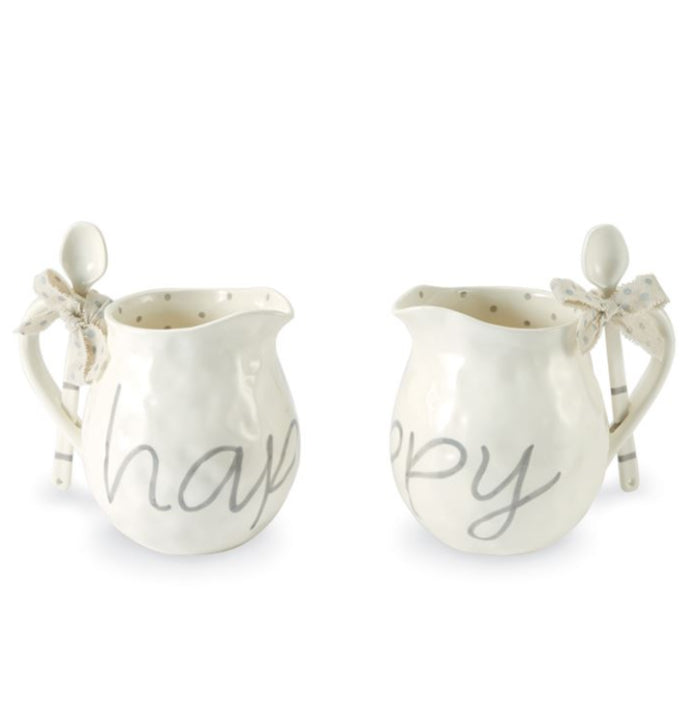 Happy Pitcher Set