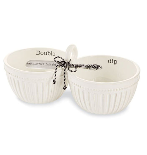 Double Dish Set