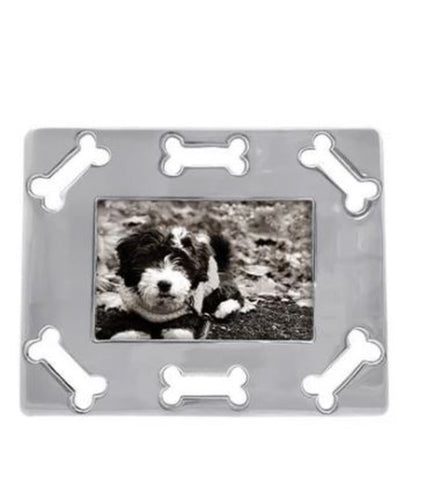 Open Dog Bone Border Frame