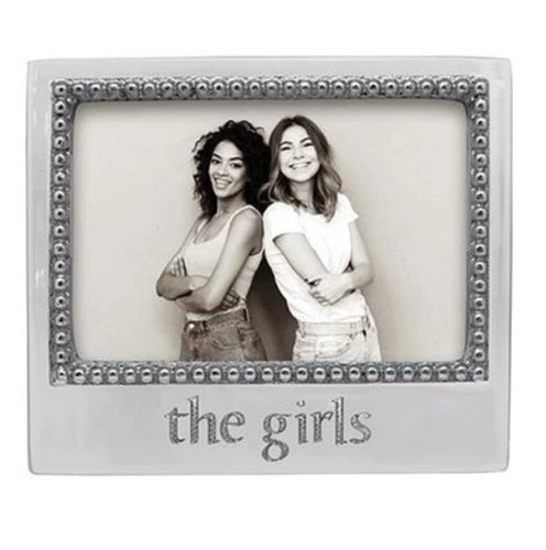 The Girls Beaded Frame
