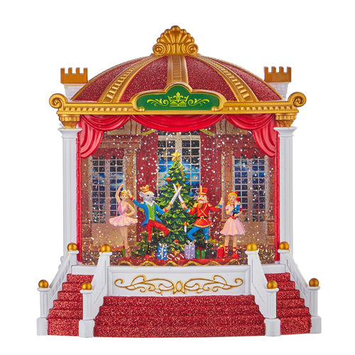 Nutcracker Ballet Musical Stage