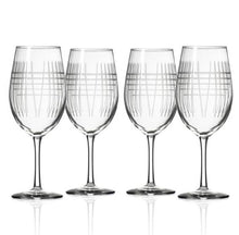 Load image into Gallery viewer, Matchstick All Purpose Wine GlassSet