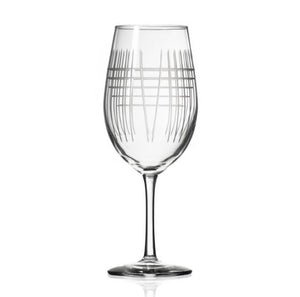 Matchstick All Purpose Wine GlassSet