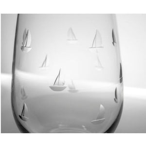 Sailing All Purpose Wine Glass