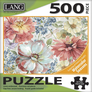 Spring Meadow 500pc Puzzle