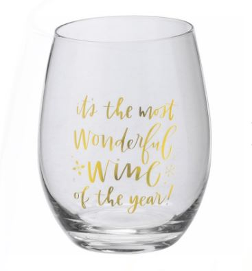 Wine Glass - Most Wonderful Wine Of The Year