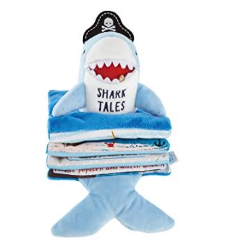 Shark Plush Book