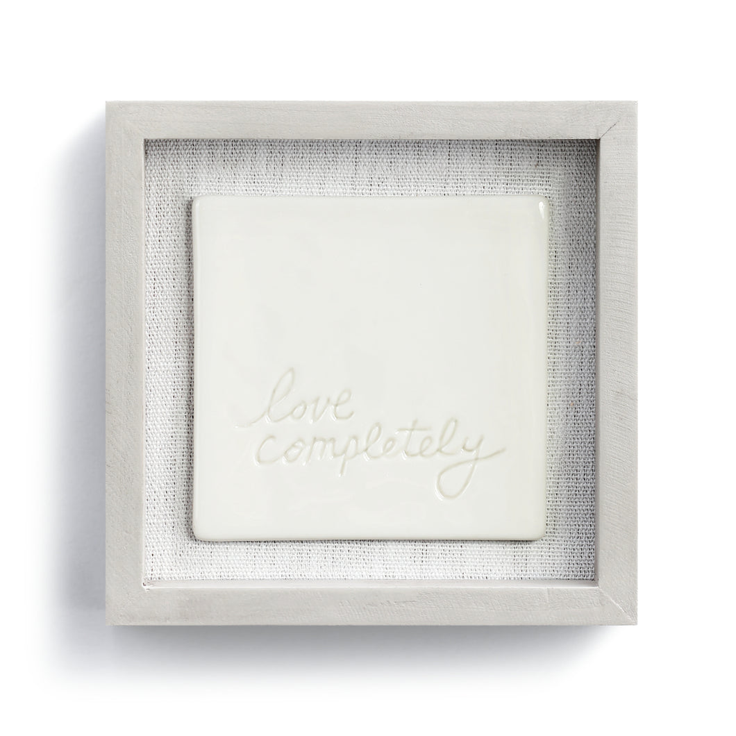Love Completely Wall Art