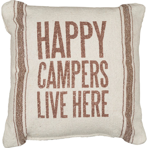 Pillow - Happy Campers