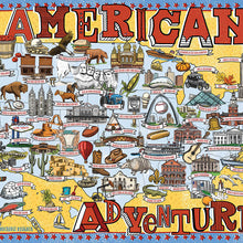 Load image into Gallery viewer, American Adventures Puzzle