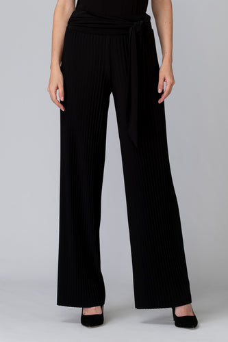 Accordion Pleated Long Pant