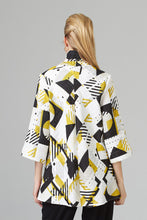 Load image into Gallery viewer, Geometric Patterned Modern Art Jacket