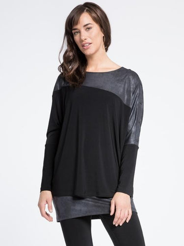 Storm Boxy Top