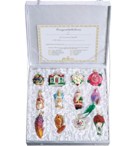 Brides Collection Ornaments
