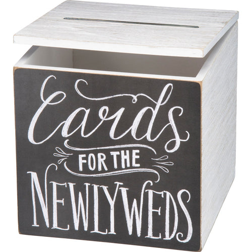 For The Newlyweds Card Box