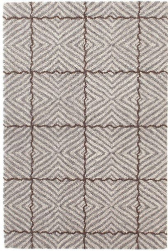Nigel Micro Hooked Wool Rug (Various Sizes)