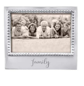 Family Beaded Frame