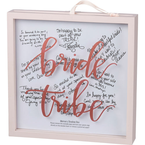 Bride Tribe Memory Box