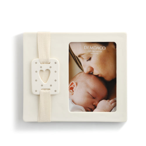 Sweet Baby Heart-Gray Frame