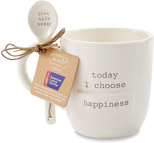 Happiness Pazitive Mug Set