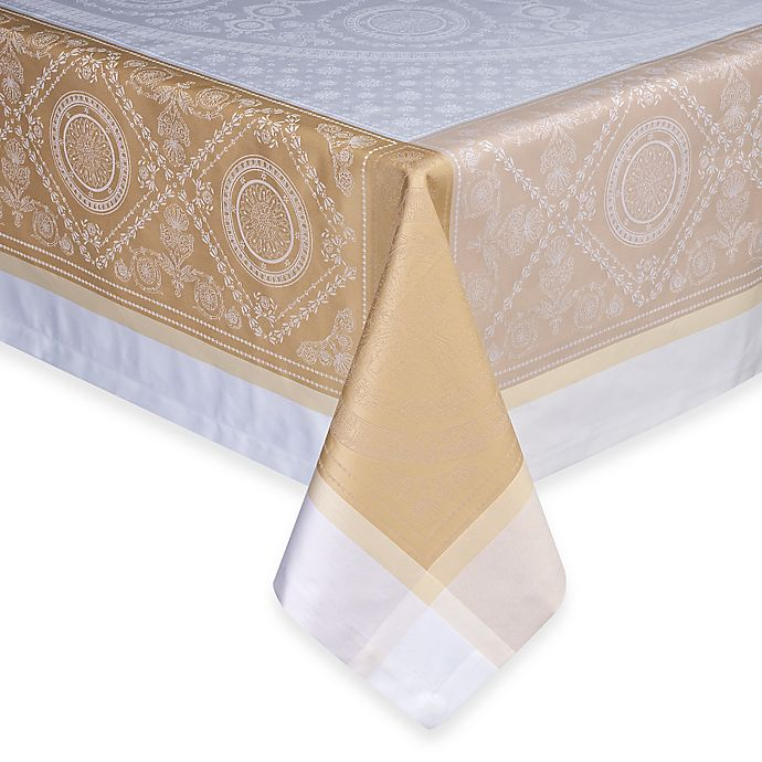 Imperatrice Gold Tablecloth