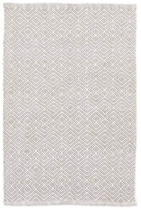 Annabelle Grey Indoor/Outdoor Rug (Various Sizes)