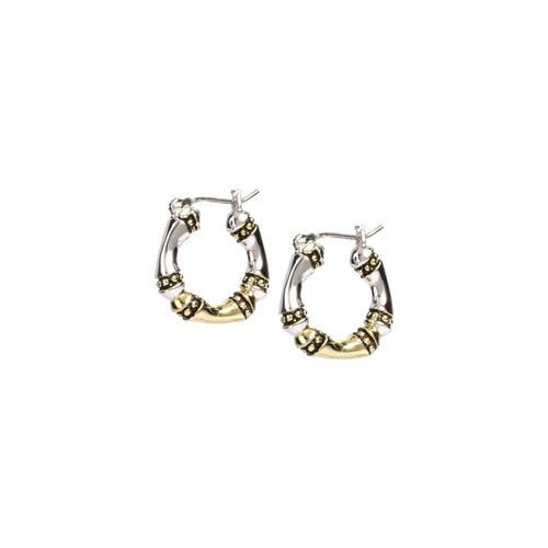 Canias Original Collection Small Hoop Earrings