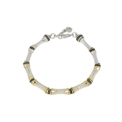 Canias Pavé One Row Bracelet