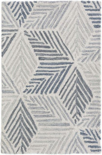 Karari Hooked Wool Rug (Various Sizes)