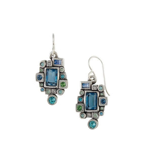 Come & Go Earrings Zephyr