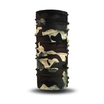 Wrap Face Masks - New Camo