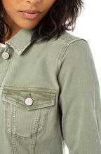 Load image into Gallery viewer, Classic Jean Jacket - Sage