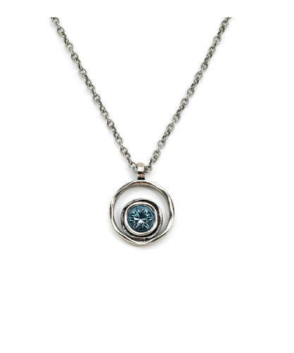 Serenity Aqua Necklace