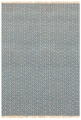 Mosi Indigo Indoor/Outdoor Rug (Various Sizes)