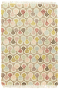Porter Hand Knotted Wool Rug (Various Colors & Sizes)