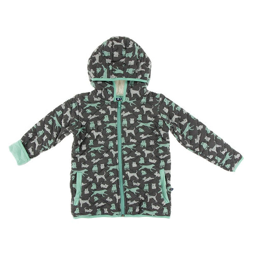 Quilted Jacket - Glass & Stone Animals