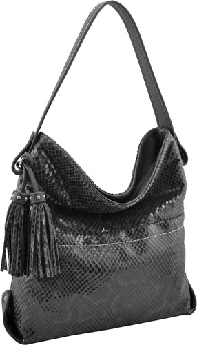 Tassel Hobo Purse