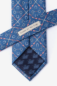 Cream Of Crop Silk Tie