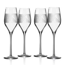 Load image into Gallery viewer, Bourbon Street Champagne Flute Set