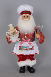 Kitchen Santa