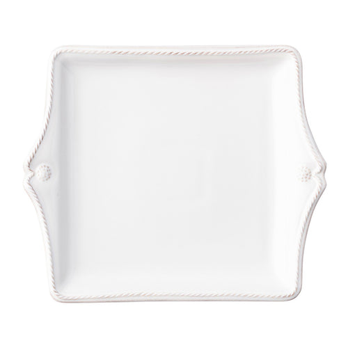 Berry & Thread Sweets Tray- Whitewash Set of 2