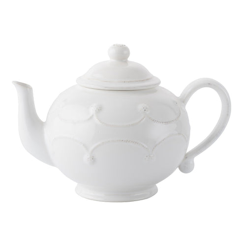Berry & Thread Teapot- Whitewash