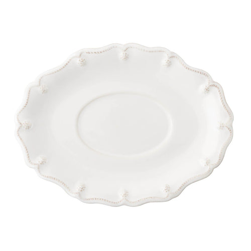 Berry & Thread Sauce Boat Stand- Whitewash