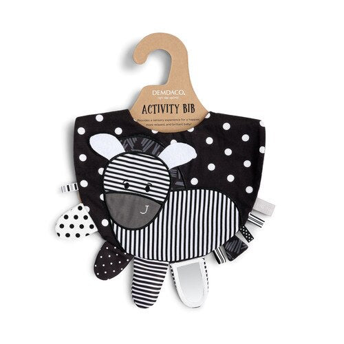 Activity Bib-Zebra